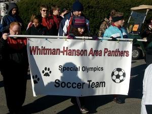 Whitman Hanson Soccer