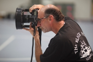 Photographer Len Rubenstein