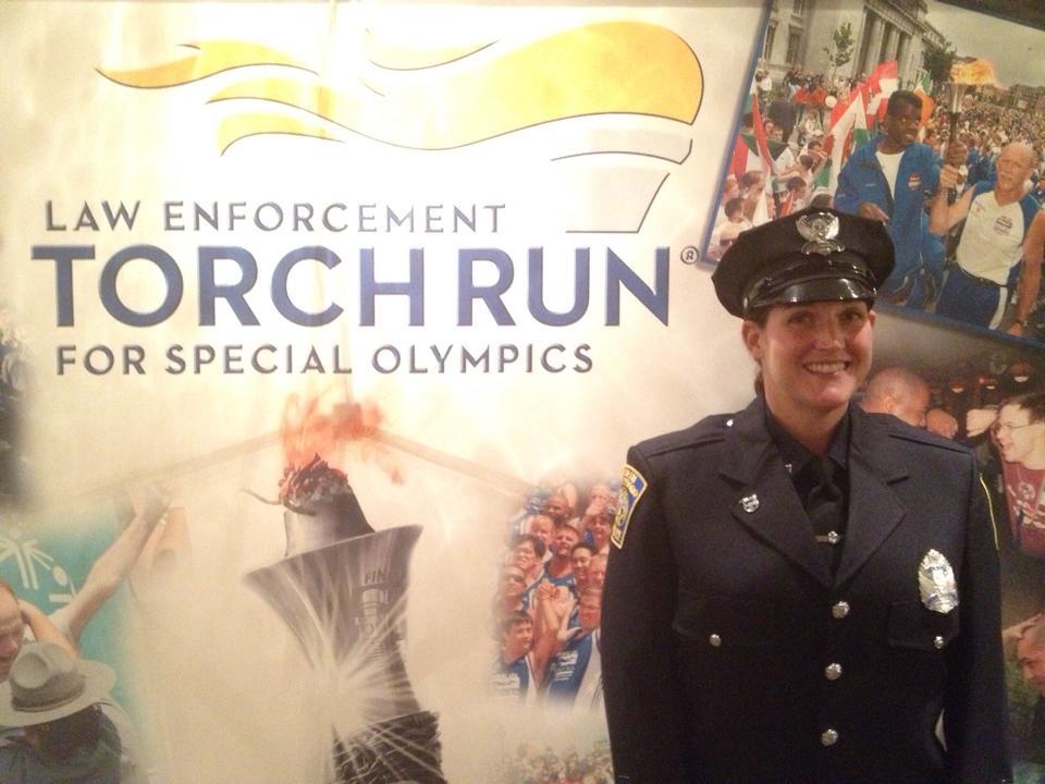 Law Enforcement Spotlight: Officer Kristine Crosman