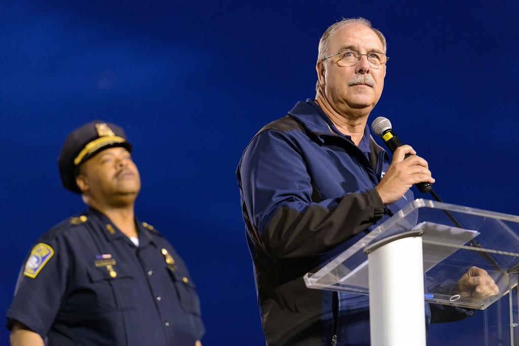 Law Enforcement Spotlight: Rick Pierce