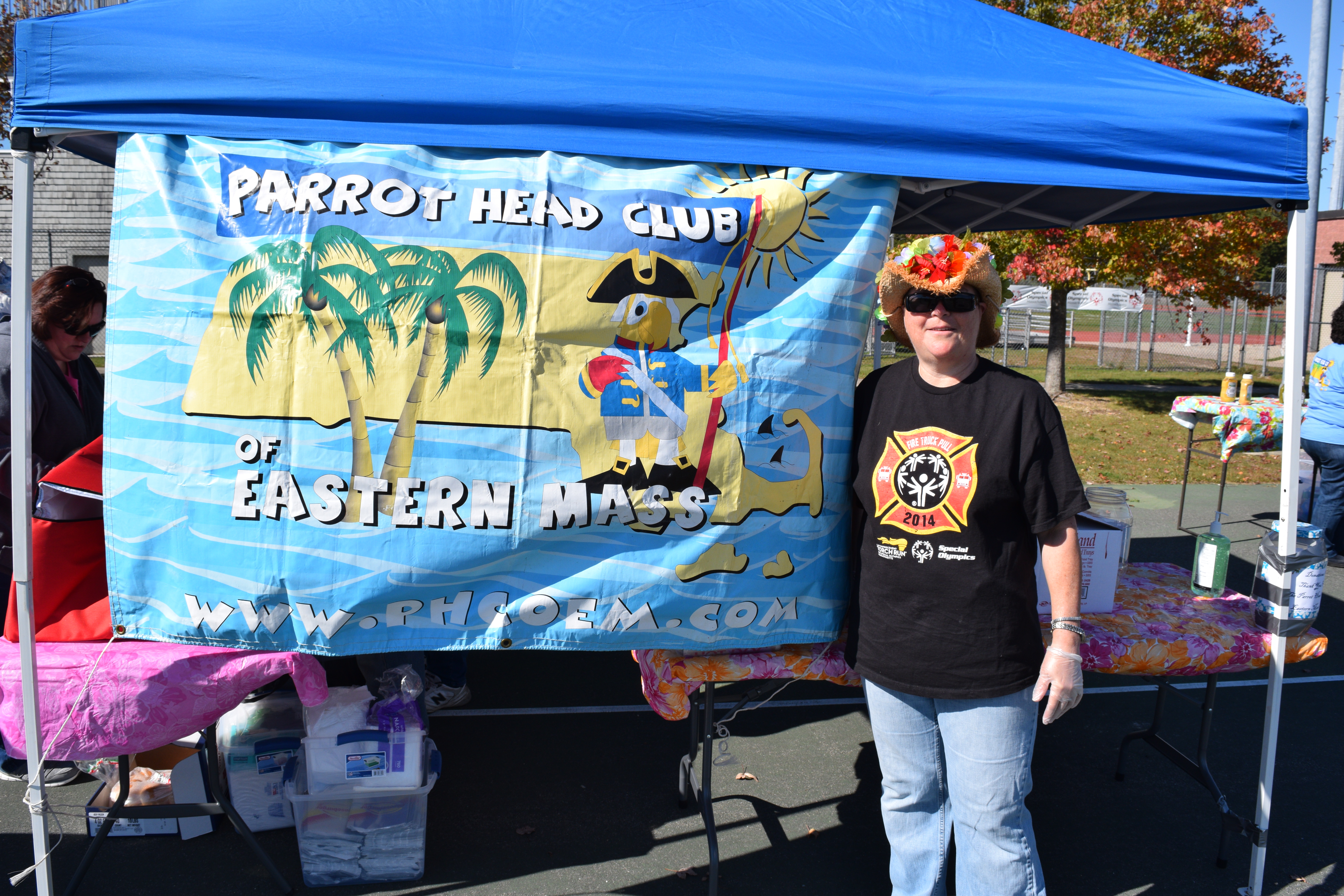 Parrot Heads – A Special Olympics Tradition!