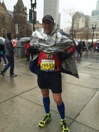 Doug Keith_2015 boston Marathon Finish Photo