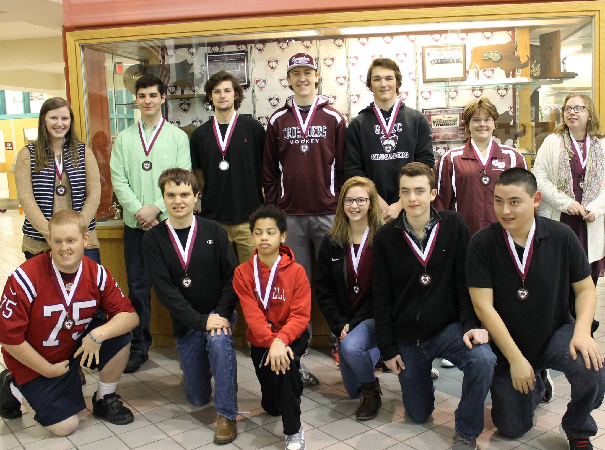 Groton-Dunstable Highlights Special Olympics Athletes