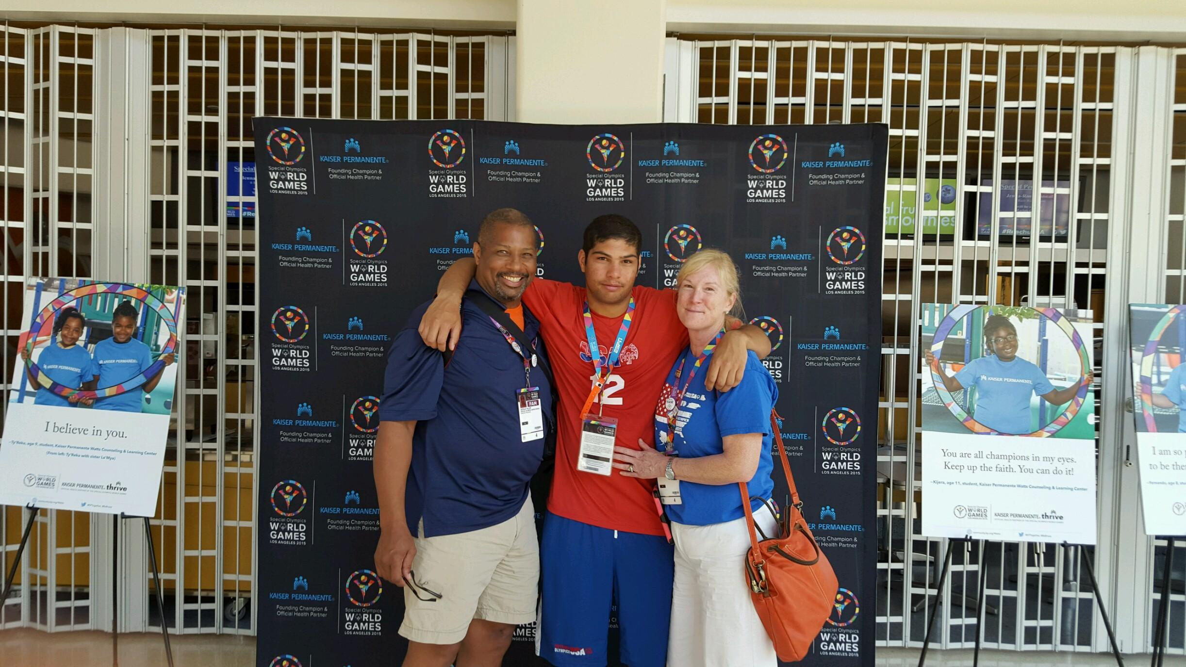 Our Experience with Special Olympics