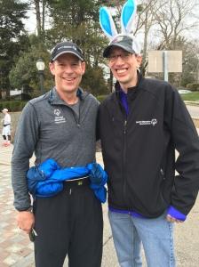Doug and Greg_21 miler